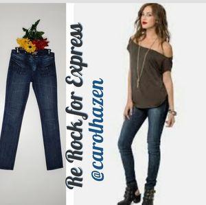 ReRock for Express Jeans Skinny